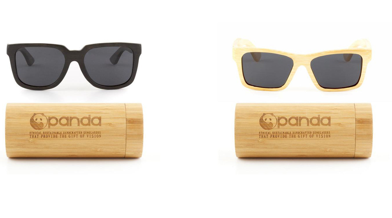 Panda Sunglasses by Panda on 100Ideas.com