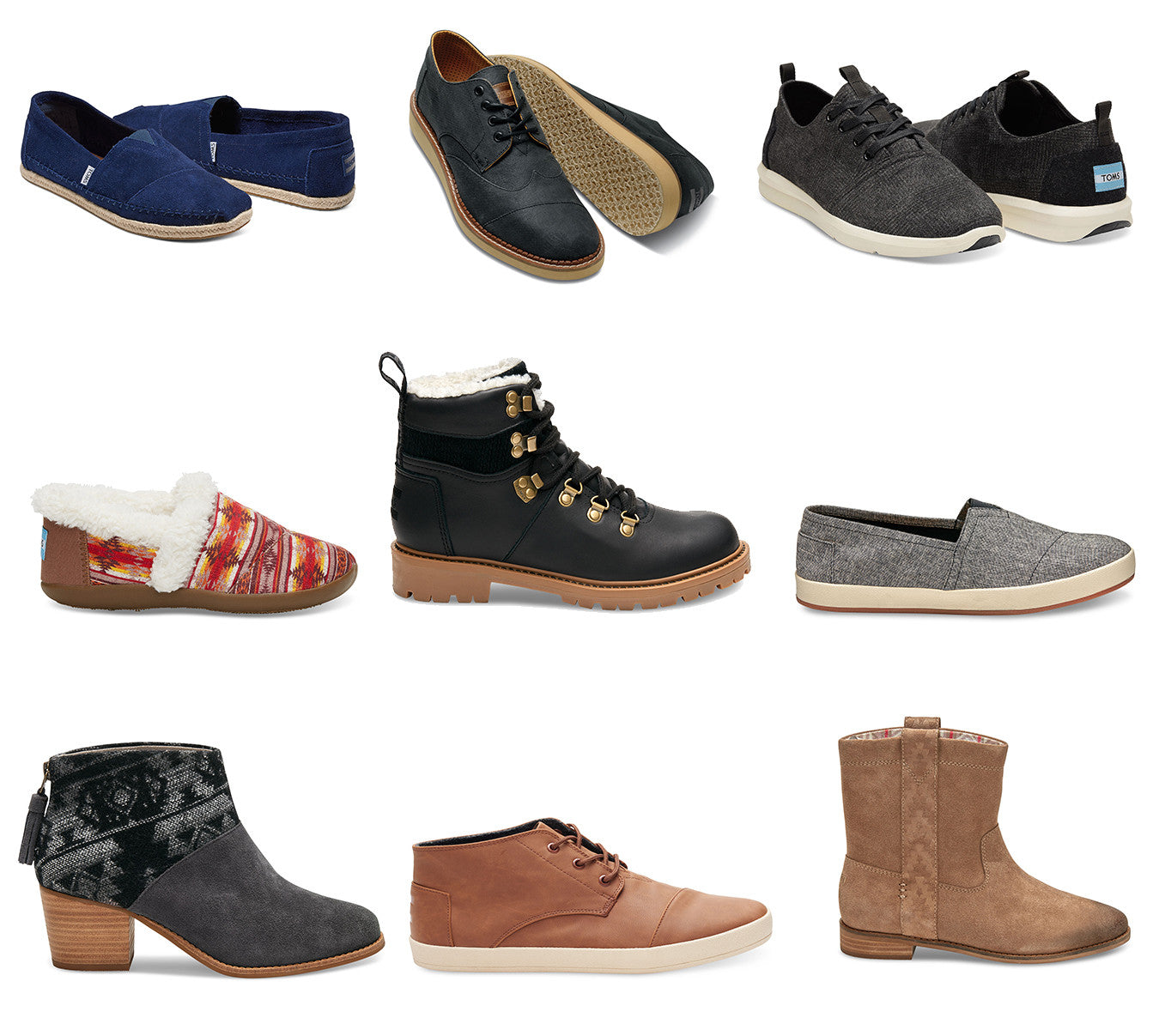 Tom's, one for one by Toms on 100Ideas.com