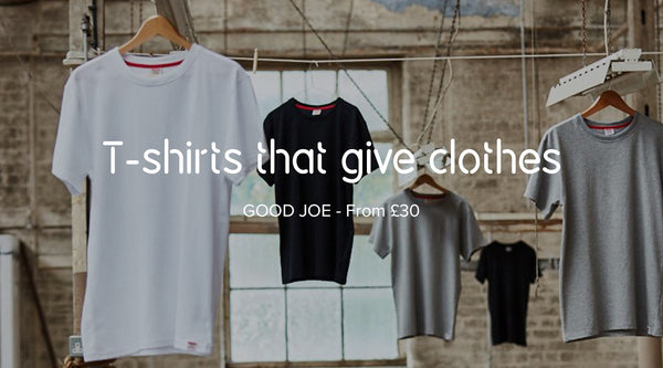 Good Joe T-shirts and Polos by Good Joe on 100Ideas.com