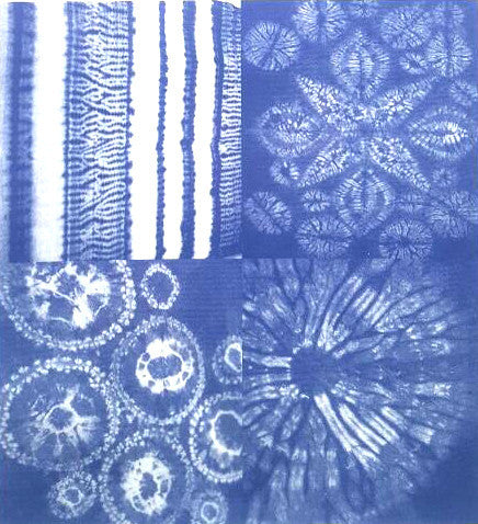 Shibori 2 - End of Summer Sale - was $8.50, now $6.00 per sheet