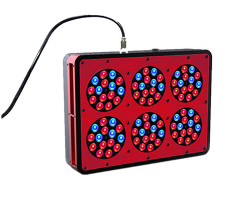 198W-209W High Quality Full Spectrum LED Grow Lights for Indoor Plant