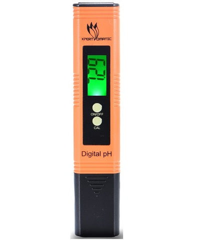 Digital pH Meter Full Kit - Xpert Omatic Digital pH Meter