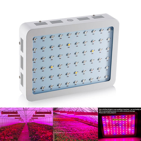 410 - 730nm Double Chips led grow light EU US 600W / 800W / 1000W / 1200W / 1600W Grow Led lamps for Plants and Flower Aquarium