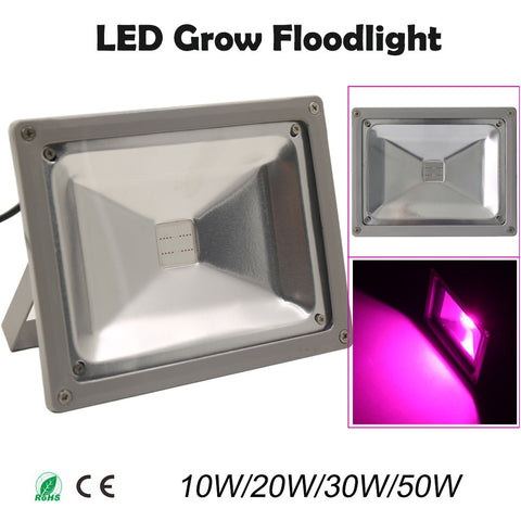 LED Grow Light Hydroponic Plant Flood
