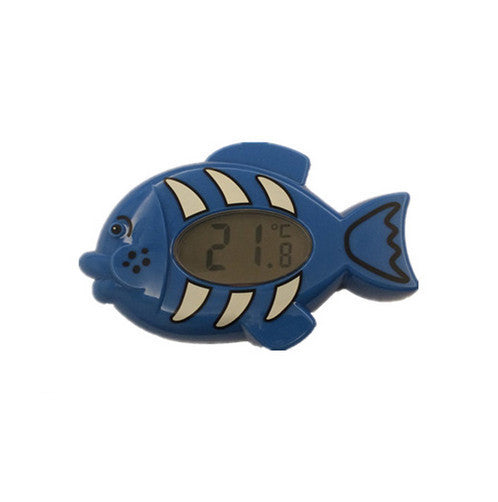 Water Proof Bath Thermometer LCD Display Temperature Meter For Indoor or Outdoor