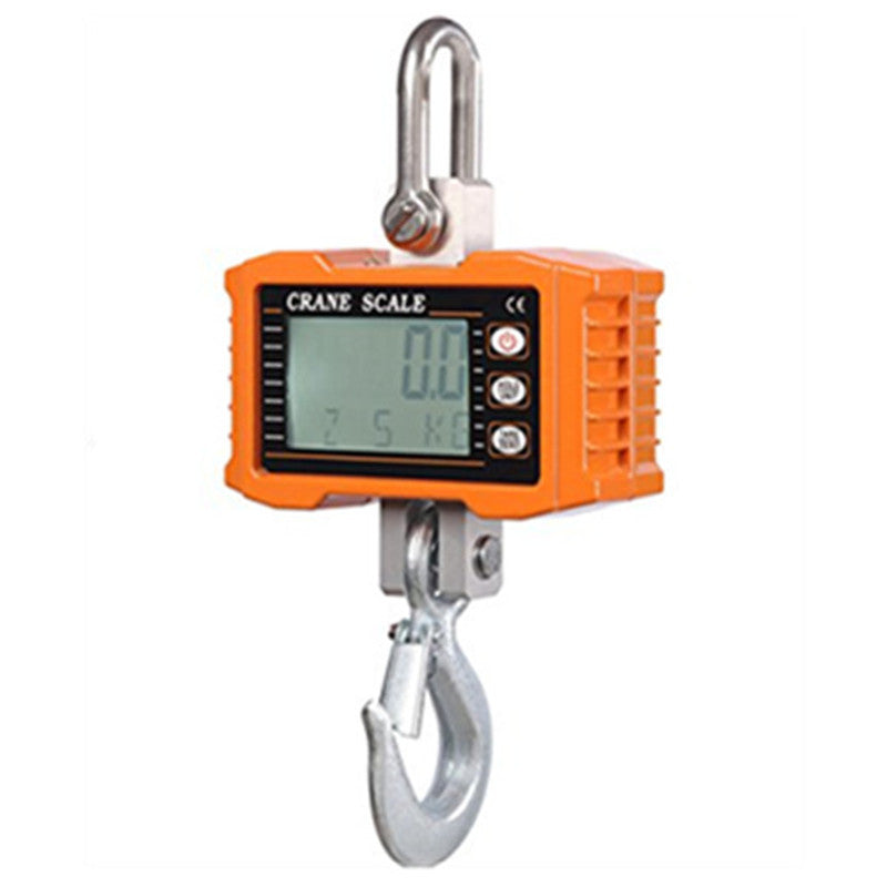Smart High Accuracy Electronic Weighing Scales Crane Scale (YDS-S500) - Xpert Omatic Digital pH Meter