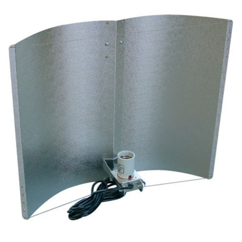72 x 65 x 23cm Large Size Adjust-A-Wing Reflector Hps MH Grow Light Shades Lamp Covers