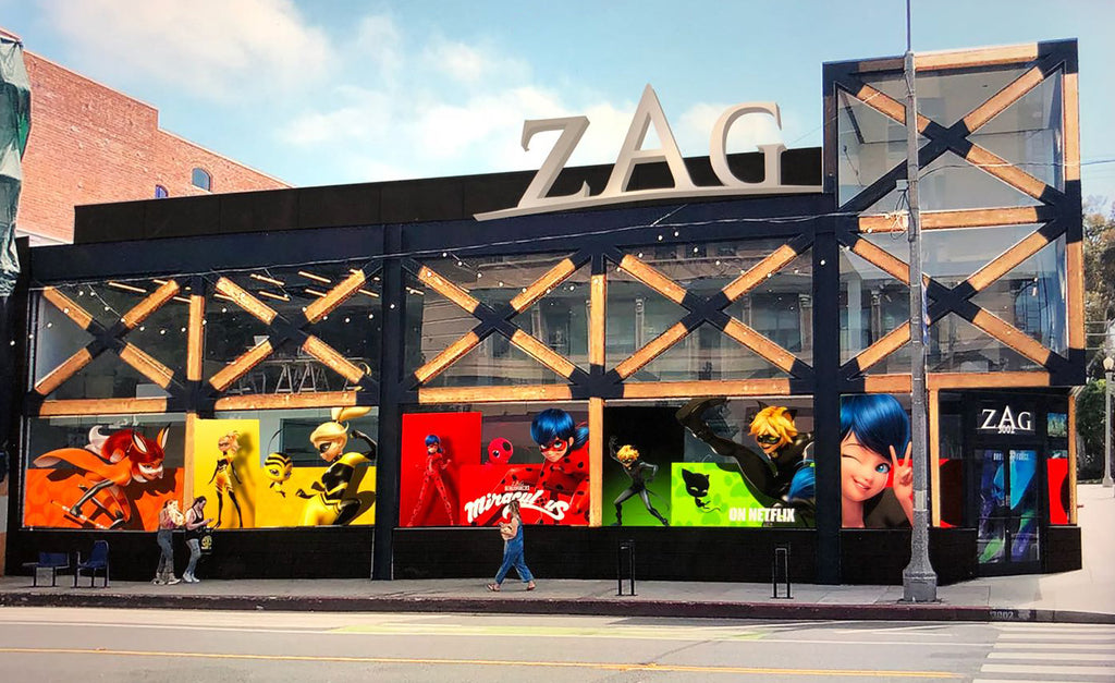 Official Zag Store © | Home for Zag Merchandise