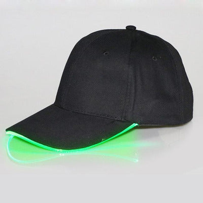 Hat LED Carapace Embroidered