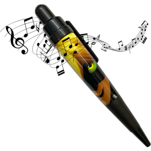 Musical Pen Cat Noir