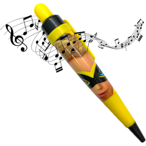 Musical Pen Queen Bee