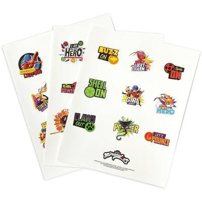 Miraculous Stickers Pack