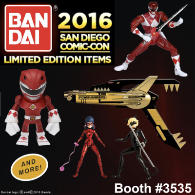 2016 Convention Exclusive - Figures LIMITED EDITION