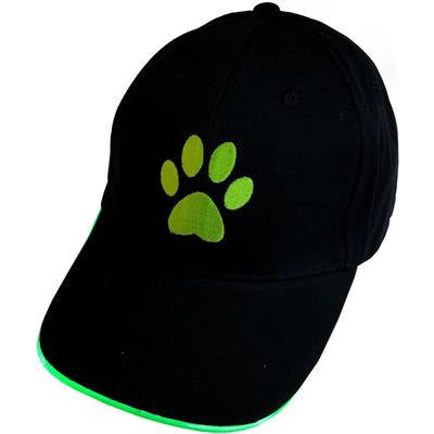 Hat LED Cat Noir Embroidered
