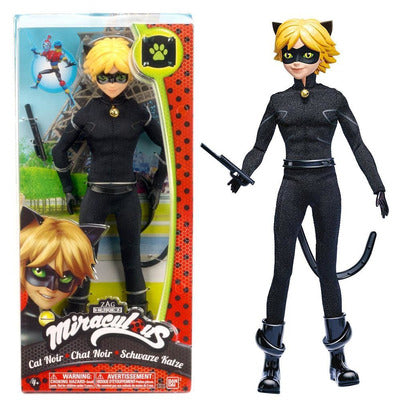 Cat Noir Fashion Doll