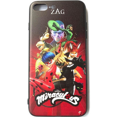 Miraculous Heroez Cell Phone Case