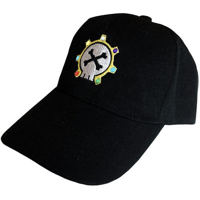 ZAK STORM EMBROIDERED CAP