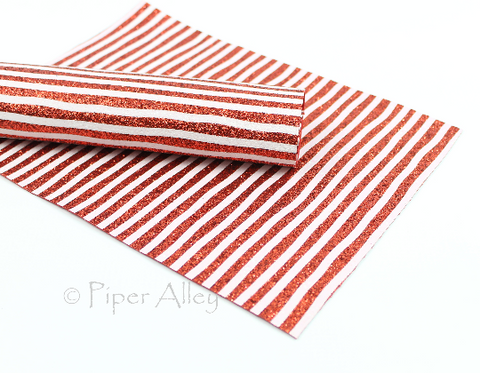 Big Top Surprise Glitter Fabric Sheet