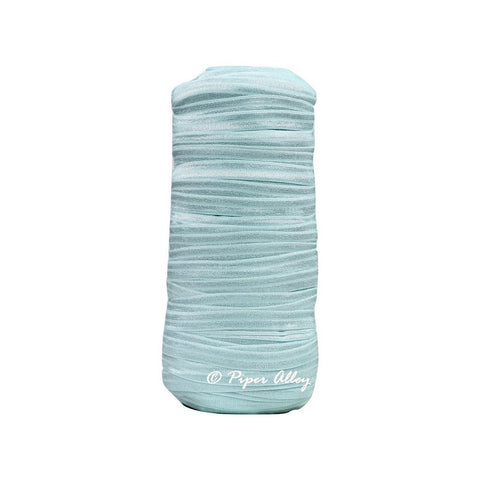 "Mineral Ice 3/8"" Narrow FOE Solid 5 yards"