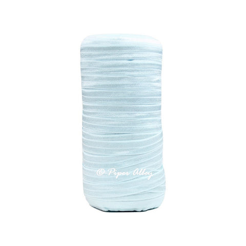 "Lite Blue 5/8"" FOE Solid 5 yards"