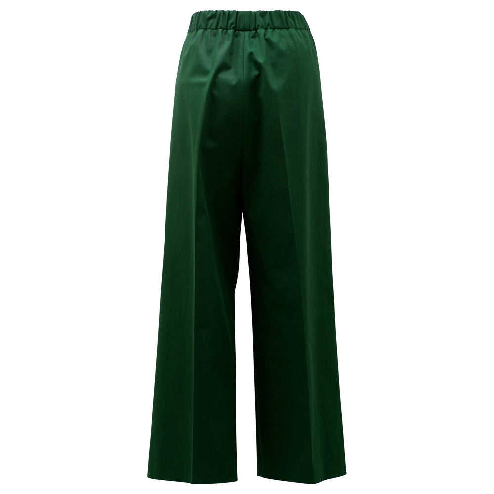 Marseille. Green pants