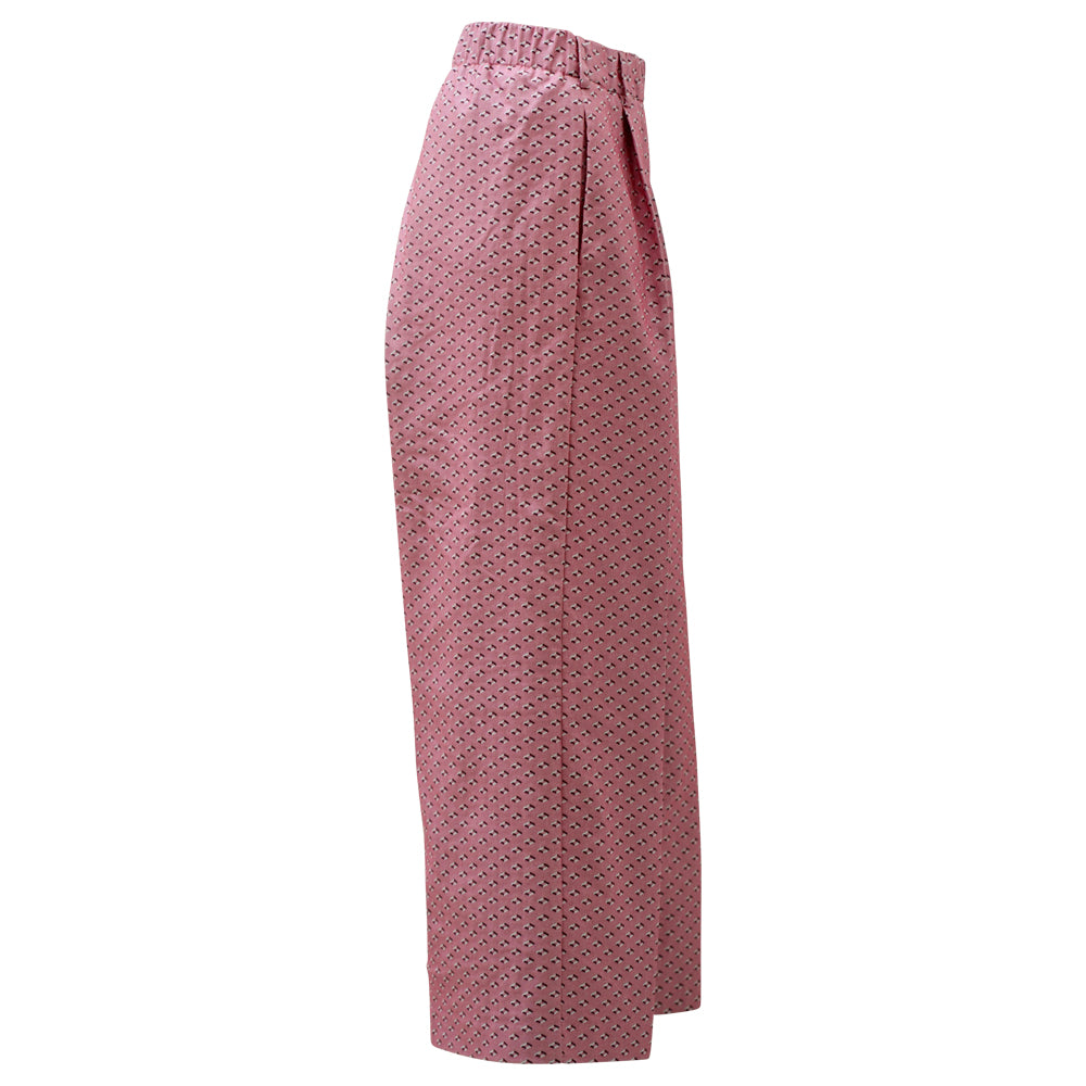 "IRMA ""Pink Soft Cotton Pants"""