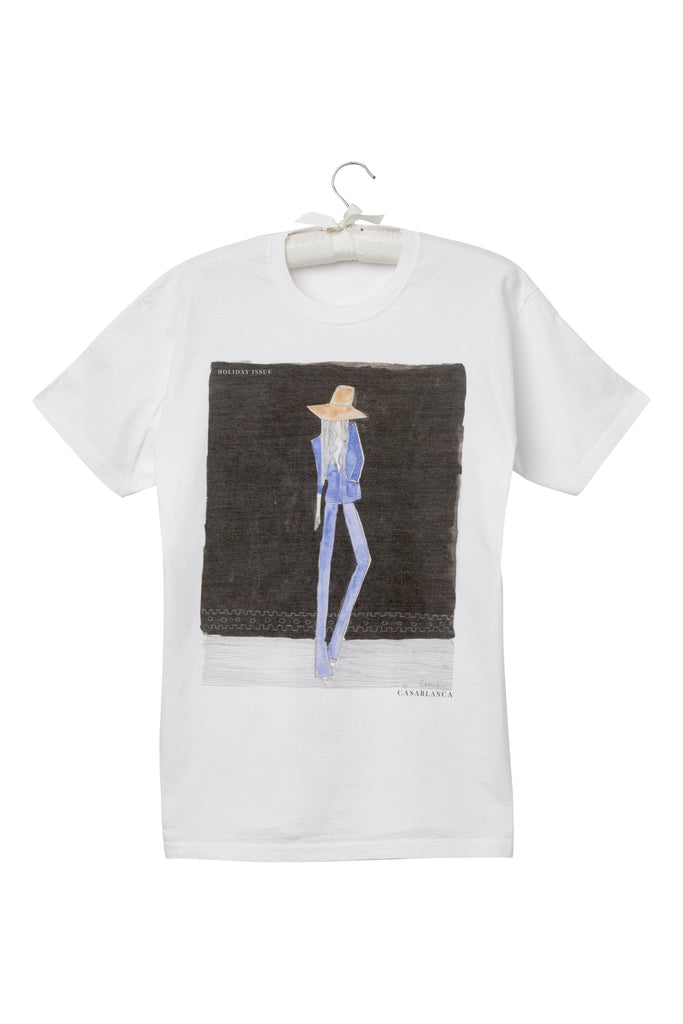 T-Shirt IRMA La Gazelle d'Or in Balmain