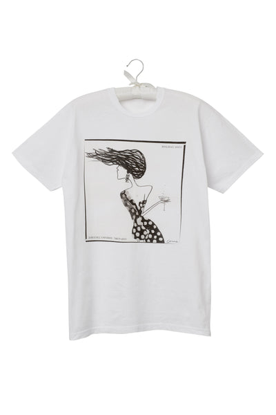 T-Shirt IRMA in Saint Laurent, La Bain Douche