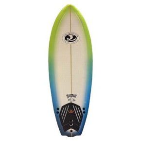 "California Board Company - 5'8"" Fish Surfboard - Sunset Surf Shop"