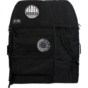 Alder Bodyboard Bag - System 3 Padded Tourer - Black