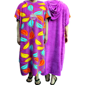 Alder Surf Robe - Adults - Violet