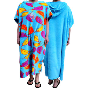 Alder Surf Robe - Adults - Coral