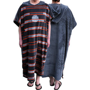 Alder Surf Robe - Adults - Grey
