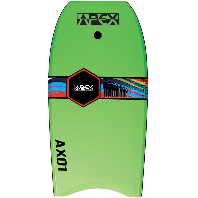 Apex AX01 Bodyboard - Green