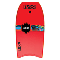 Apex AX01 Bodyboard - Red