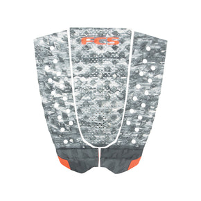 FCS Traction Tail Pad - T3 Grey Fade Essential Seires