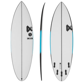 Fourth Surfboards - Doofer - F1X Construction