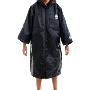 Alder Polar Coat - Black - Sunset Surf Shop