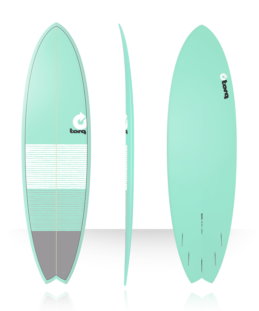 Torq Mod Fish - 1 Day Hire - Sunset Surf Shop