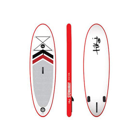 Tiki 10'6 Stowaway Inflatable SUP Package