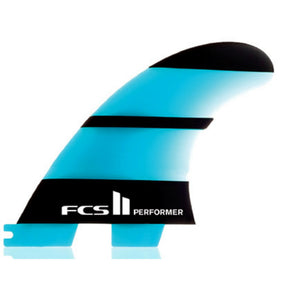 FCS II Performer Neo Glass Thruster Fins - Sunset Surf Shop