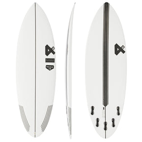 Fourth Surfboards - Reload 2.0 - Base Construction