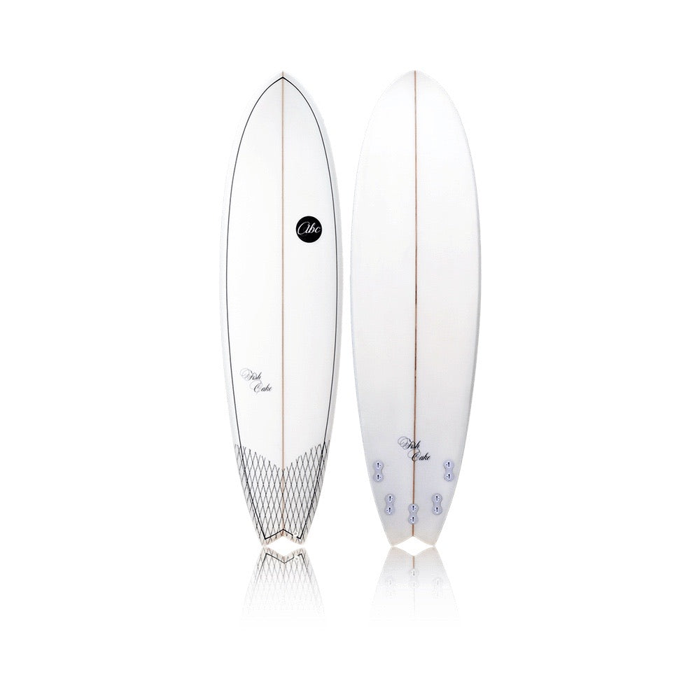 ABC Fish Cake - 7'2 White