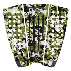 FCS Traction Tail Pad - Julian Wilson Camo/Black