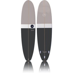 ABC Gambler Minimal - Dark Grey / Light Grey - 8'0