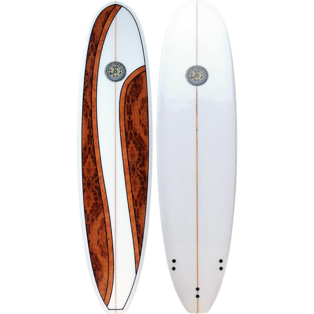 Hawaiian Soul Mini Mal 8'0""