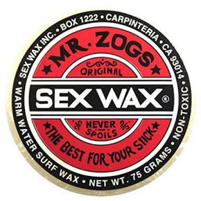 Sex Wax Original Wax - Warm
