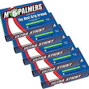 Mrs Palmers - Cold Surf Wax Pack of 5