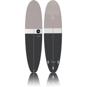 ABC Gambler Minimal - Dark Grey / Light Grey 7'6""