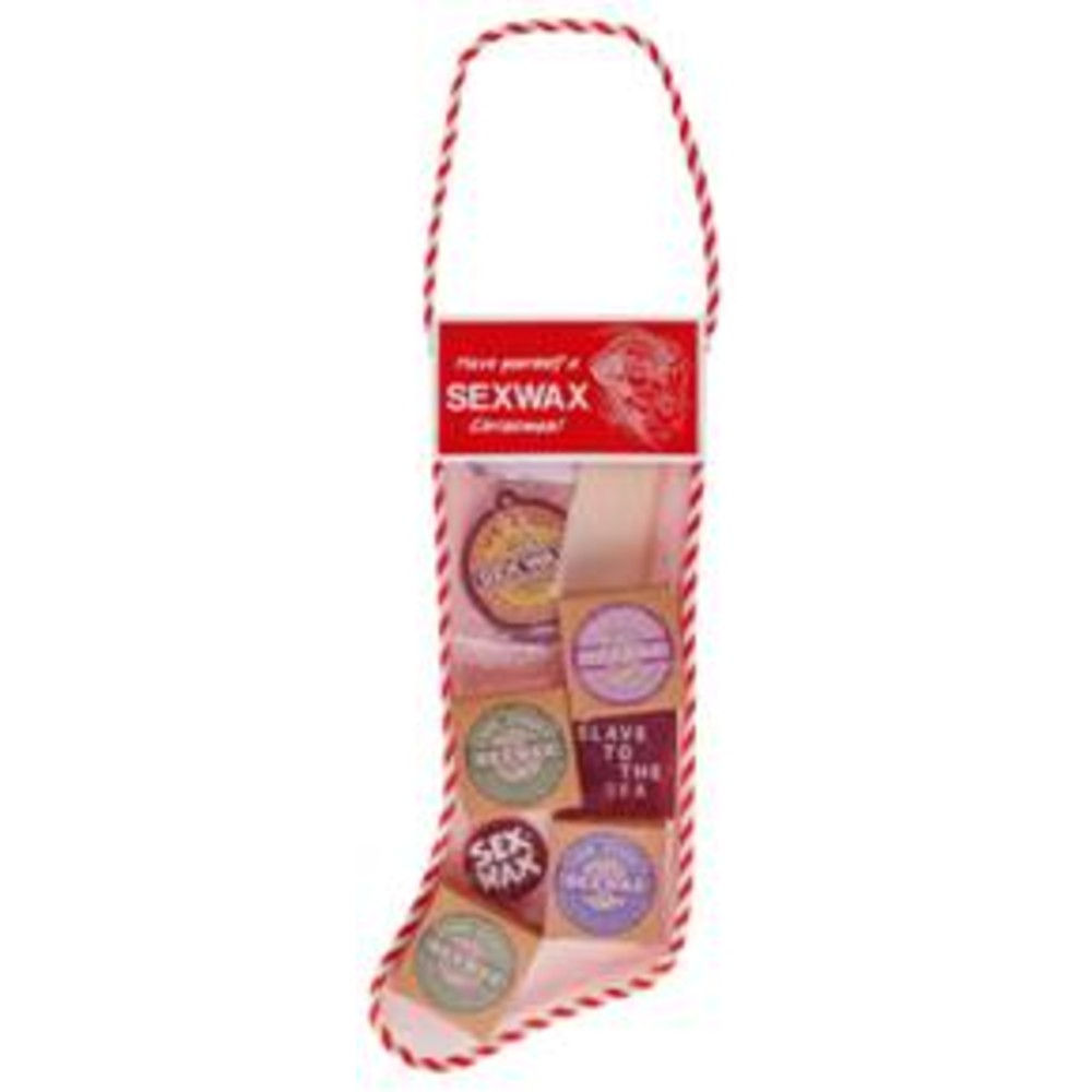 Sex Wax Christmas Stocking